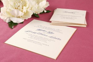 William Arthur Invitation Sale