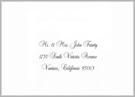 Printer Font - Trinity
